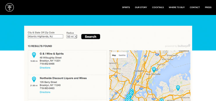 Tommy Rotter Craft Beverage Store Locator