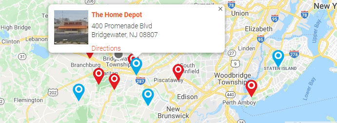 Store / Dealer Locator Best Practices #7: Make Map Markers Easy to Understand